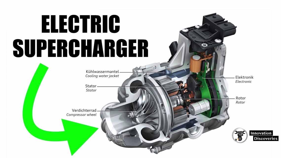 How Audi's Electric Supercharger Eliminates Turbo Lag