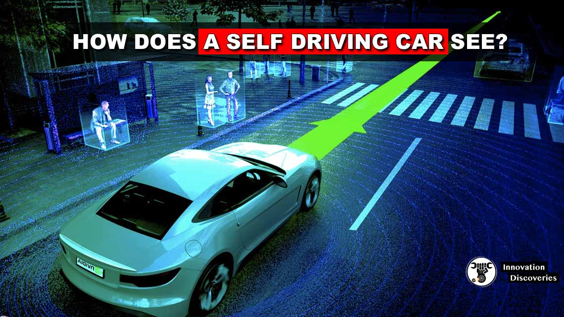How Does a Self-Driving Car See?