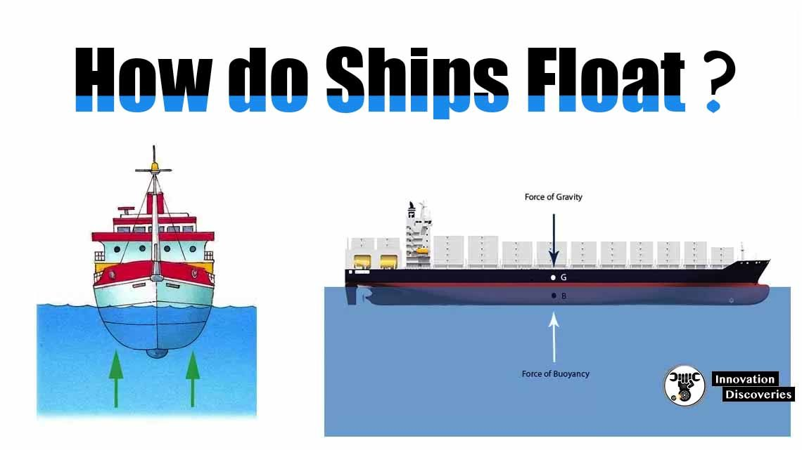 How do Ships Float?