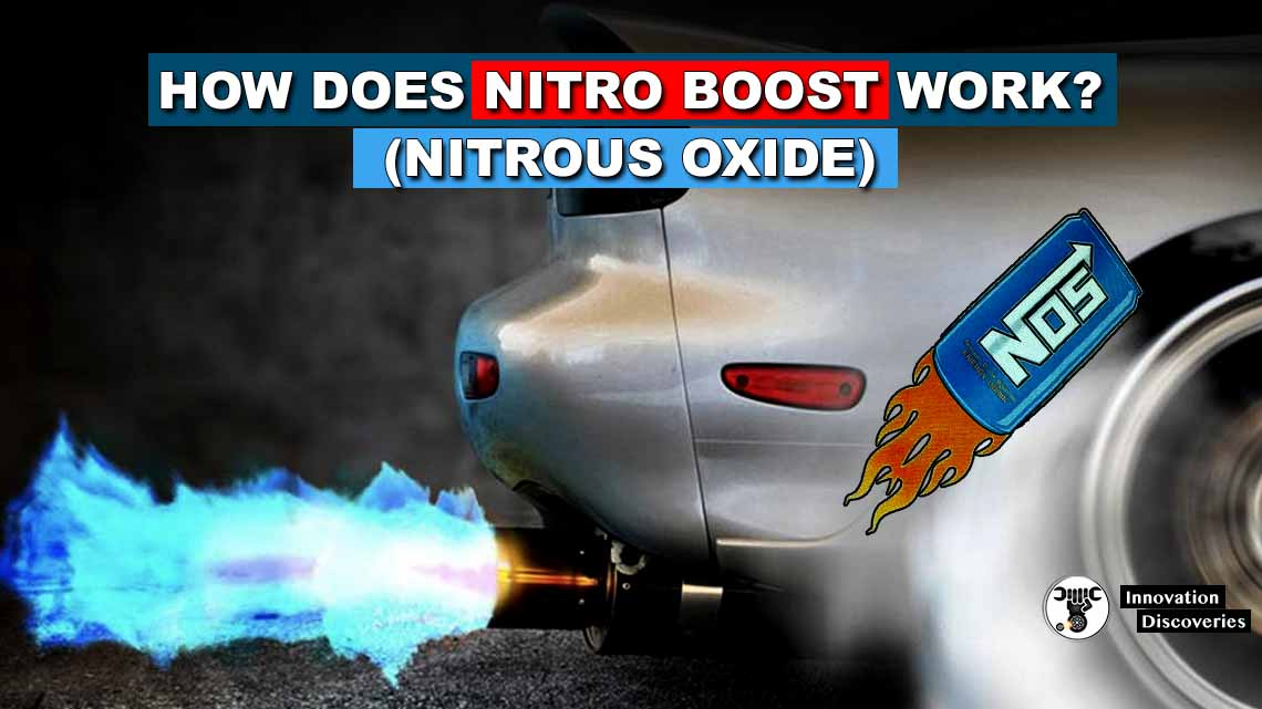 How does Nitro Boost (Nitrous oxide) work?