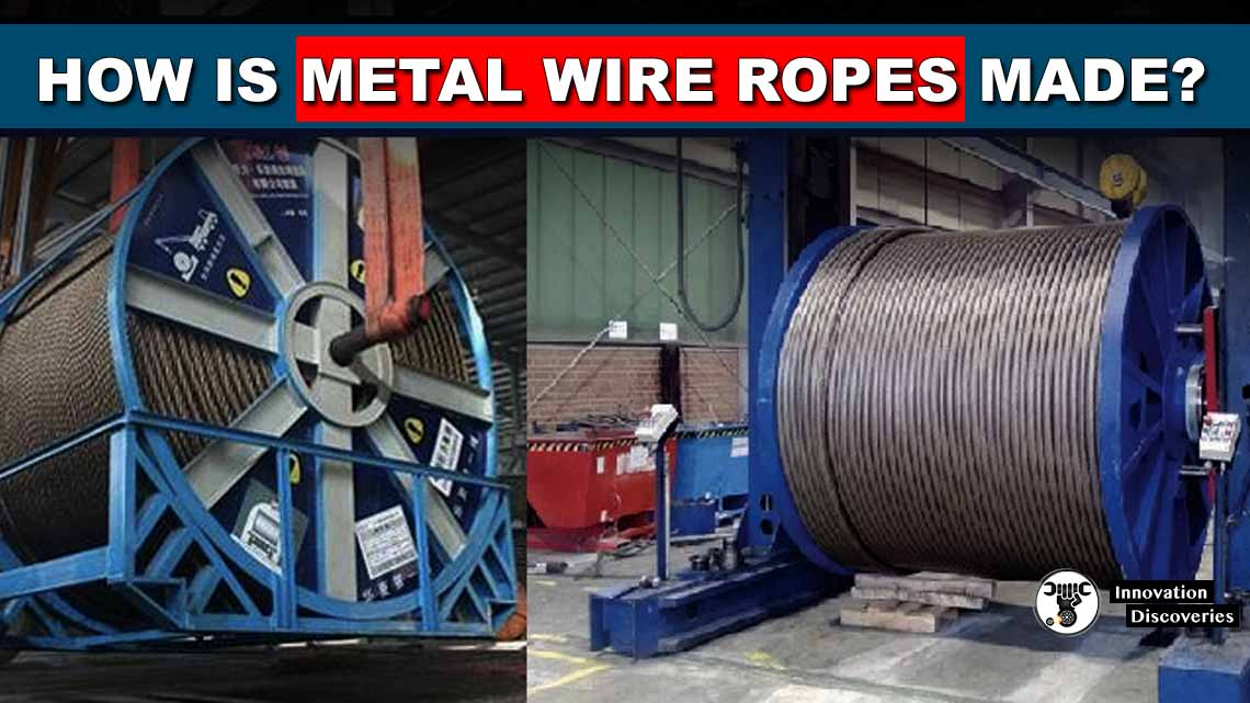 How is Metal Wire Ropes Made? Factors To Choose The Right Rope