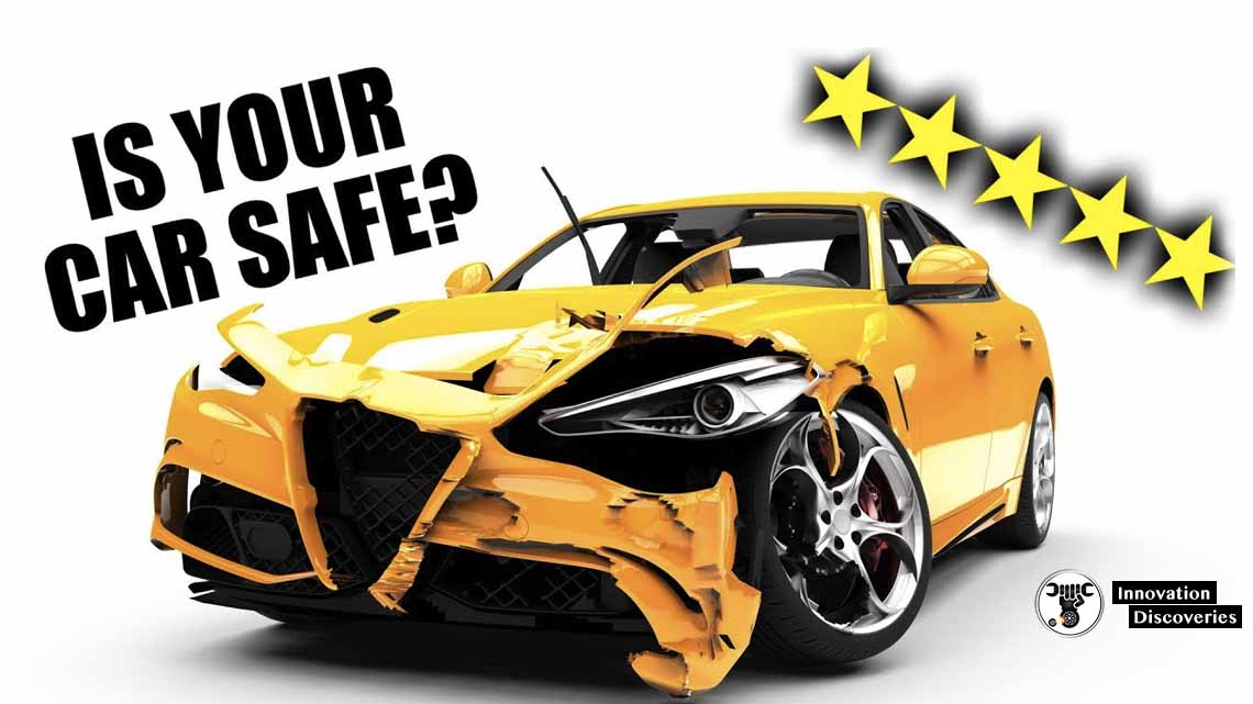 Is Your Car Safe? What A 5-Star Rating Actually Means
