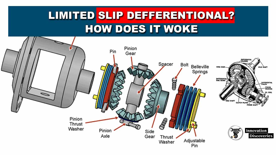What Is Limited Slip Differential? How Does It Work