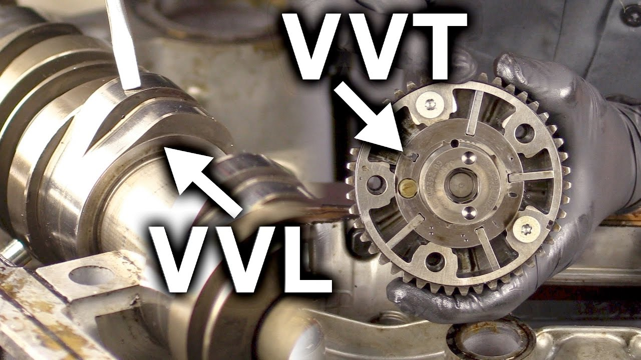 How Variable Valve Timing Works, And How it Makes Your Engine Better