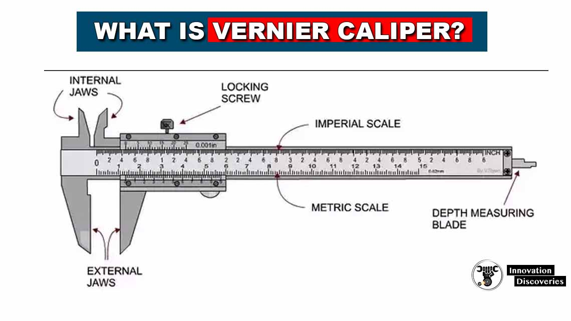 What Is Vernier Caliper? Principle Of Working Of The Vernier Scale