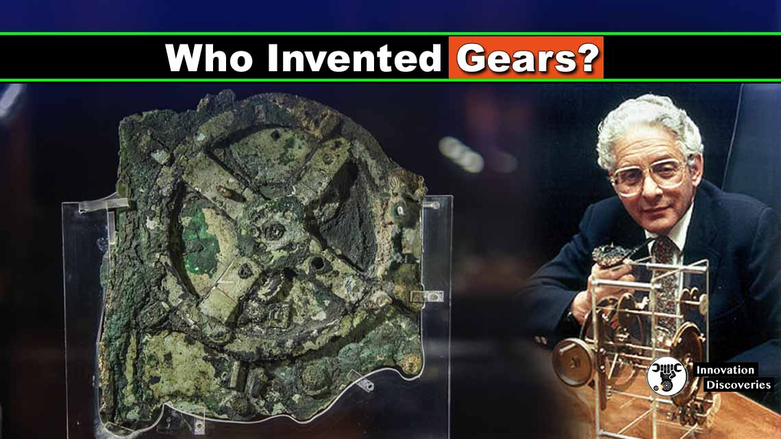 Who Invented Gears?