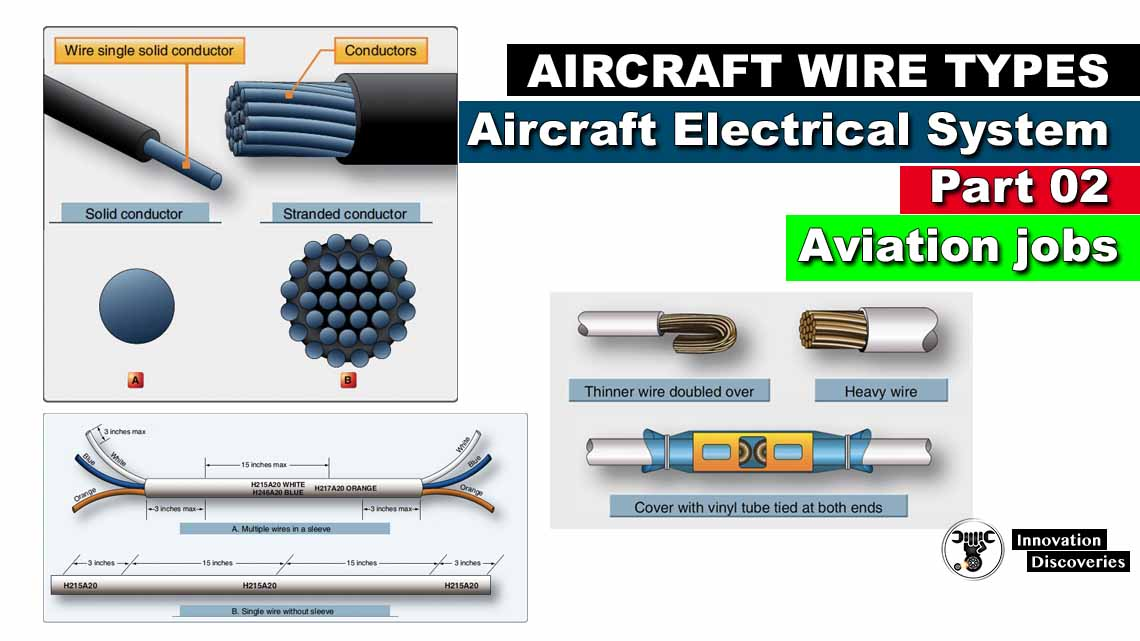 Aircraft Wire Types - Aircraft Electrical System | Part 02