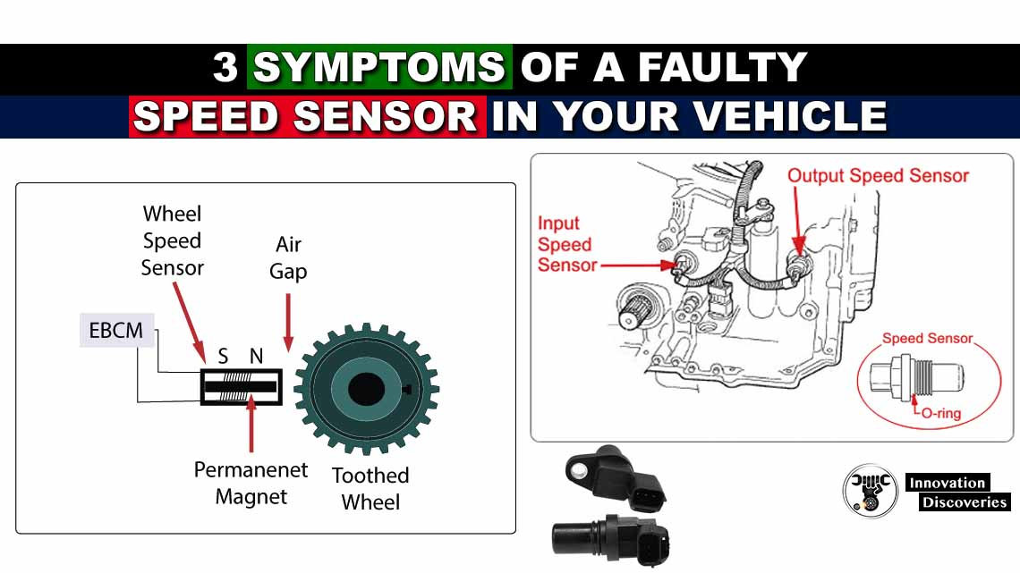 3 Symptoms of a Faulty Speed Sensor in Your Vehicle