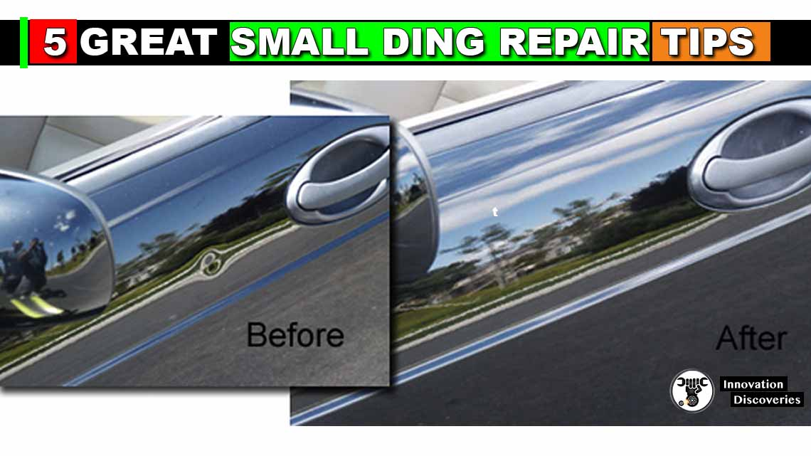 5 Great Small Ding Repair Tips