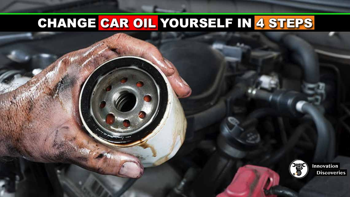 Change Car Oil Yourself In 4 Steps