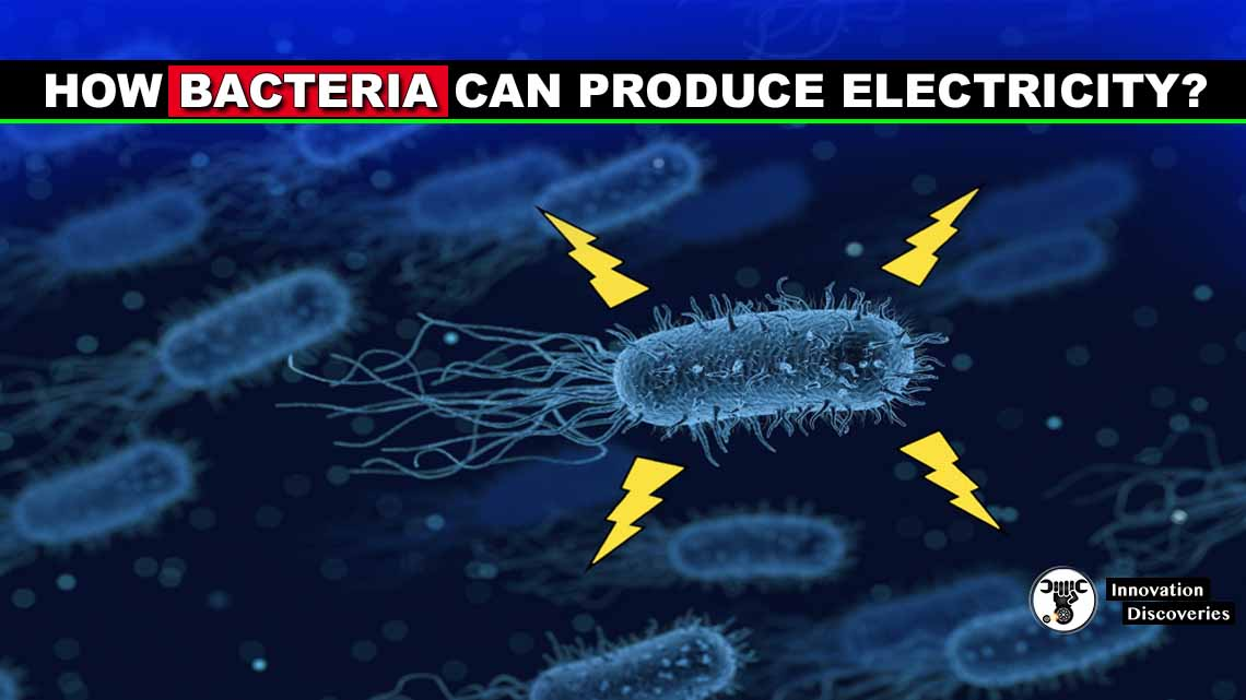 How Bacteria can produce electricity?
