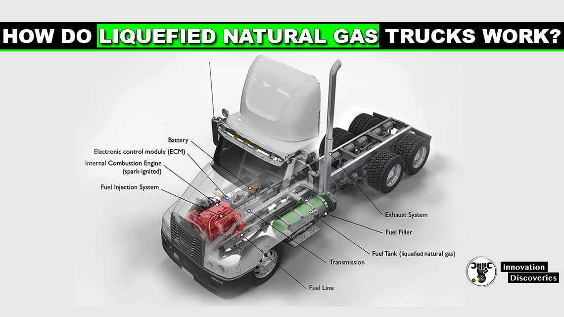 How Do Liquefied Natural Gas Trucks Work?