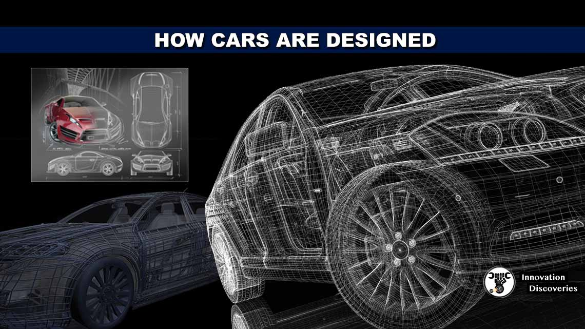 How cars are designed