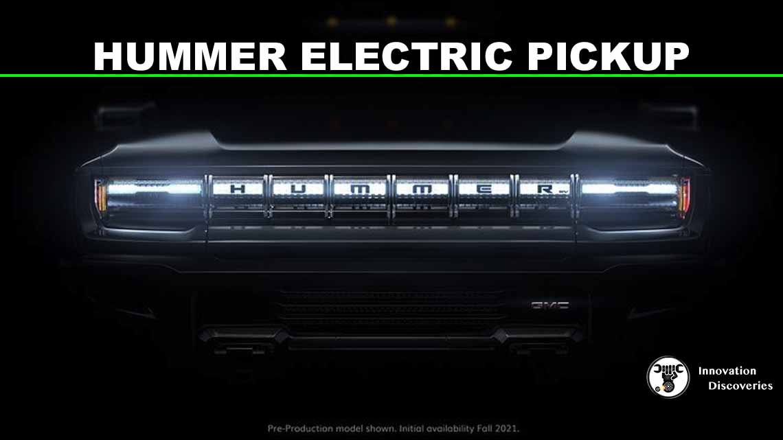 Hummer Electric Pickup: Everything We Think We Know