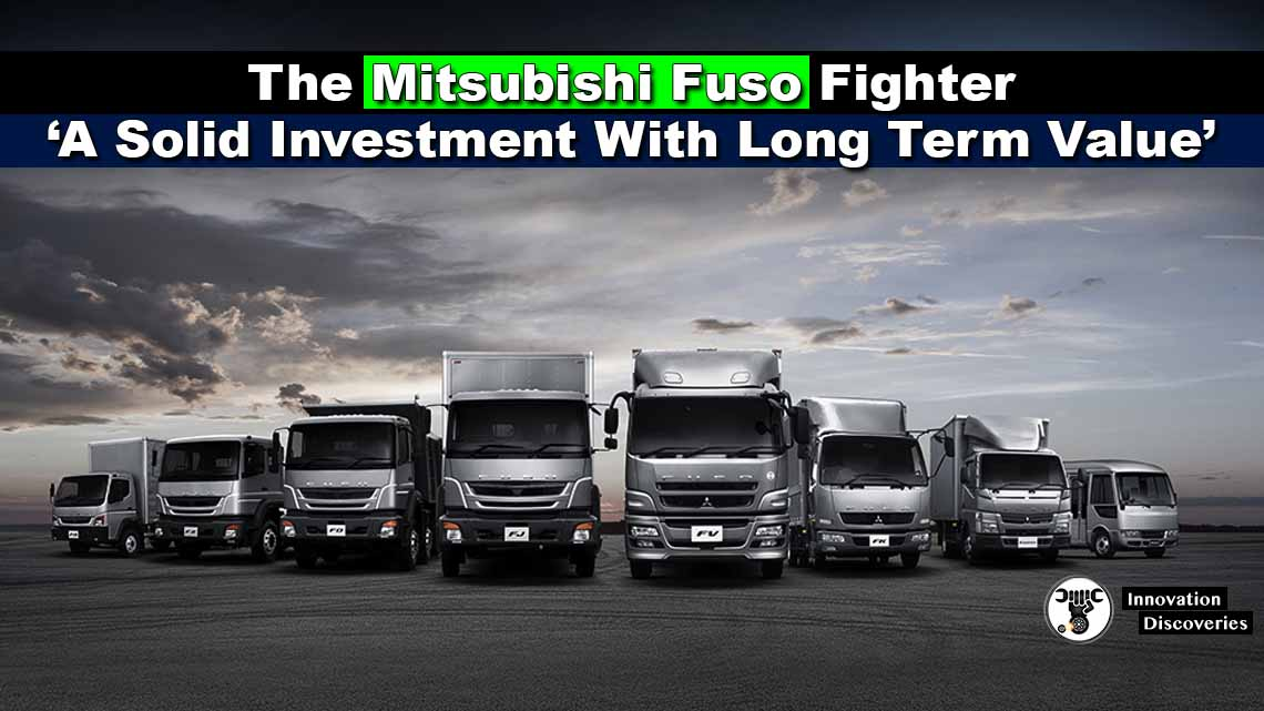 The Mitsubishi Fuso Fighter 'A Solid Investment With Long Term Value'