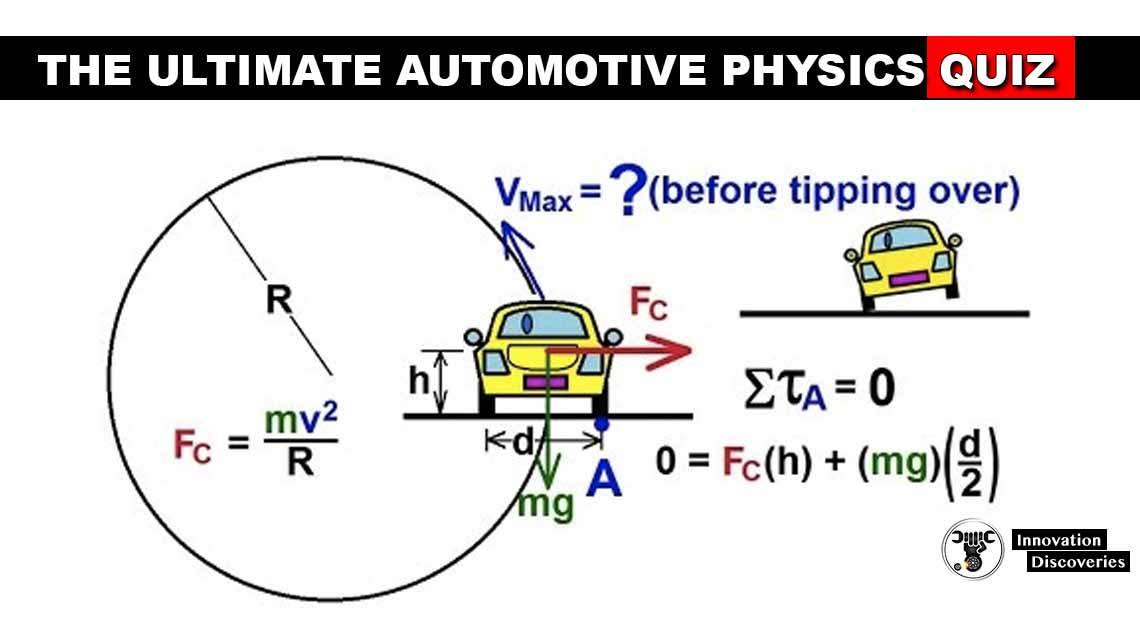 The Ultimate Automotive Physics Quiz