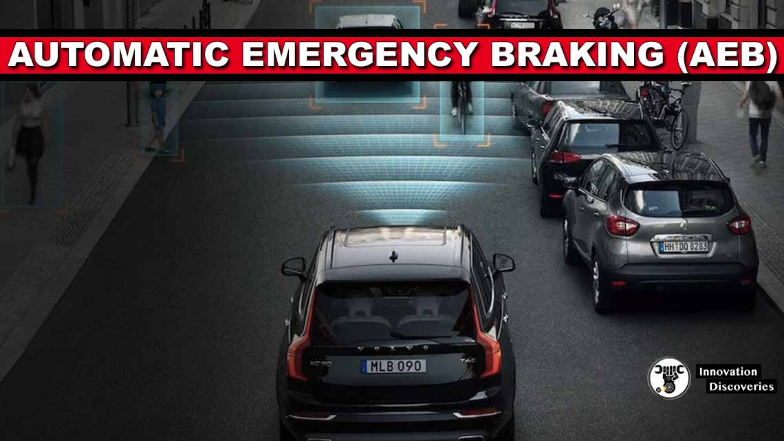 Types Of Automatic Emergency Braking And Its Importance