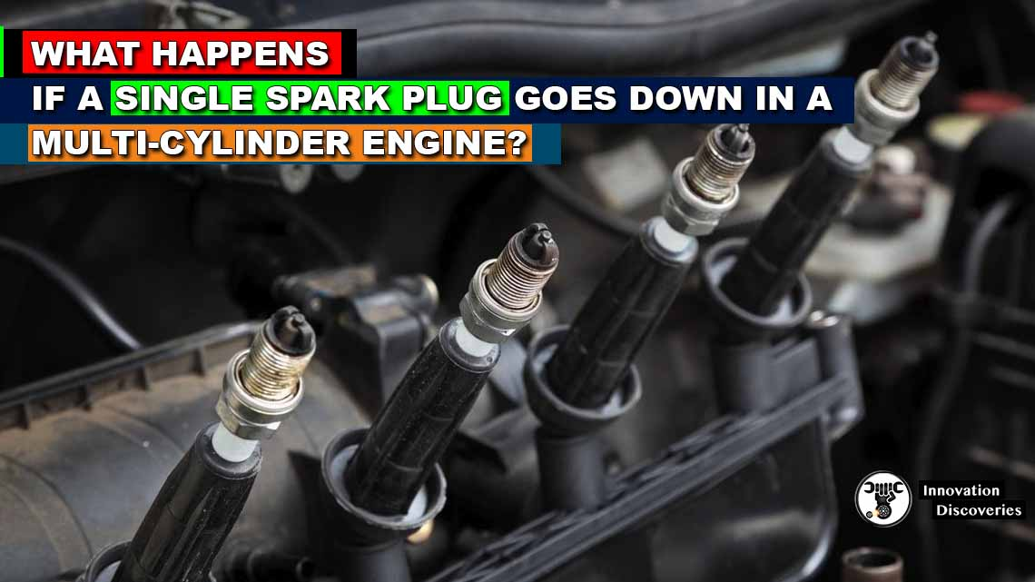 What Happens If A Single Spark Plug Goes Down In A Multi-Cylinder Engine?