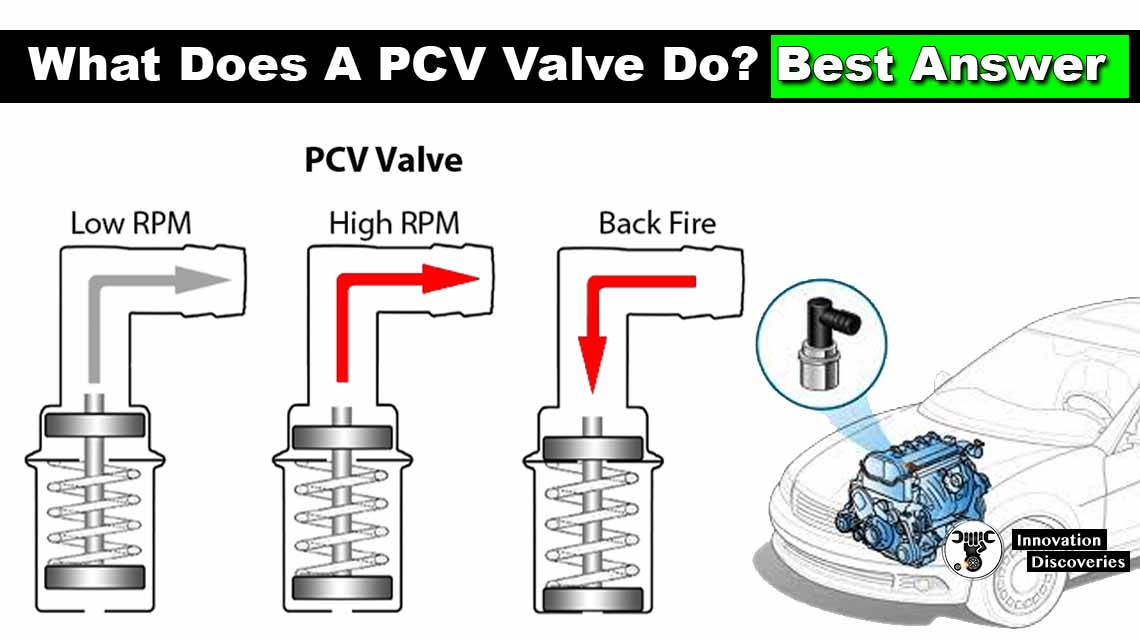 What Does A PCV Valve Do? Best Answer