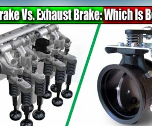 Jake Brake Vs. Exhaust Brake: Which Is Better?