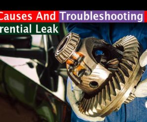 The Causes And Troubleshooting Of A Differential Leak