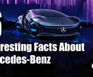 6 Interesting Facts About Mercedes-Benz