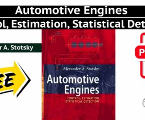 Automotive Engines Control, Estimation, Statistical Detection