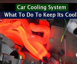 Car Cooling System – What To Do To Keep Its Cool?
