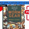 DESIGN AND APPLICATION OF THE WORM GEAR | PDF