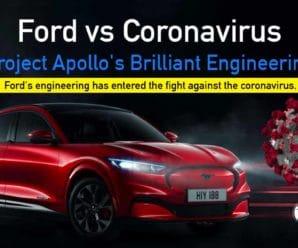 Ford vs Coronavirus – Project Apollo's Brilliant Engineering