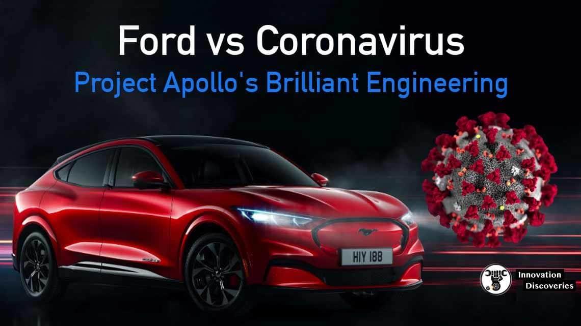 Ford vs Coronavirus - Project Apollo's Brilliant Engineering
