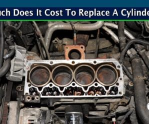 How much does Replacing A Cylinder Head cost?