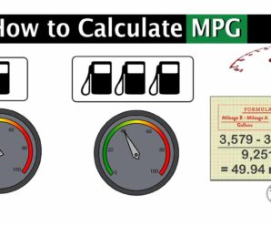 How to Calculate MPG