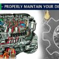 TOP 5 WAYS – PROPERLY MAINTAIN YOUR DIESEL ENGINE