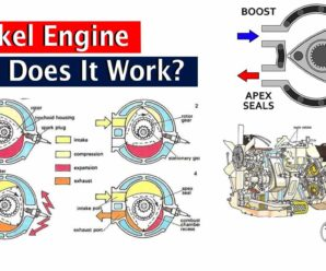 What Is A Wankel Engine And How Does It Work?
