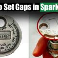 How to Set Gaps in Spark Plugs