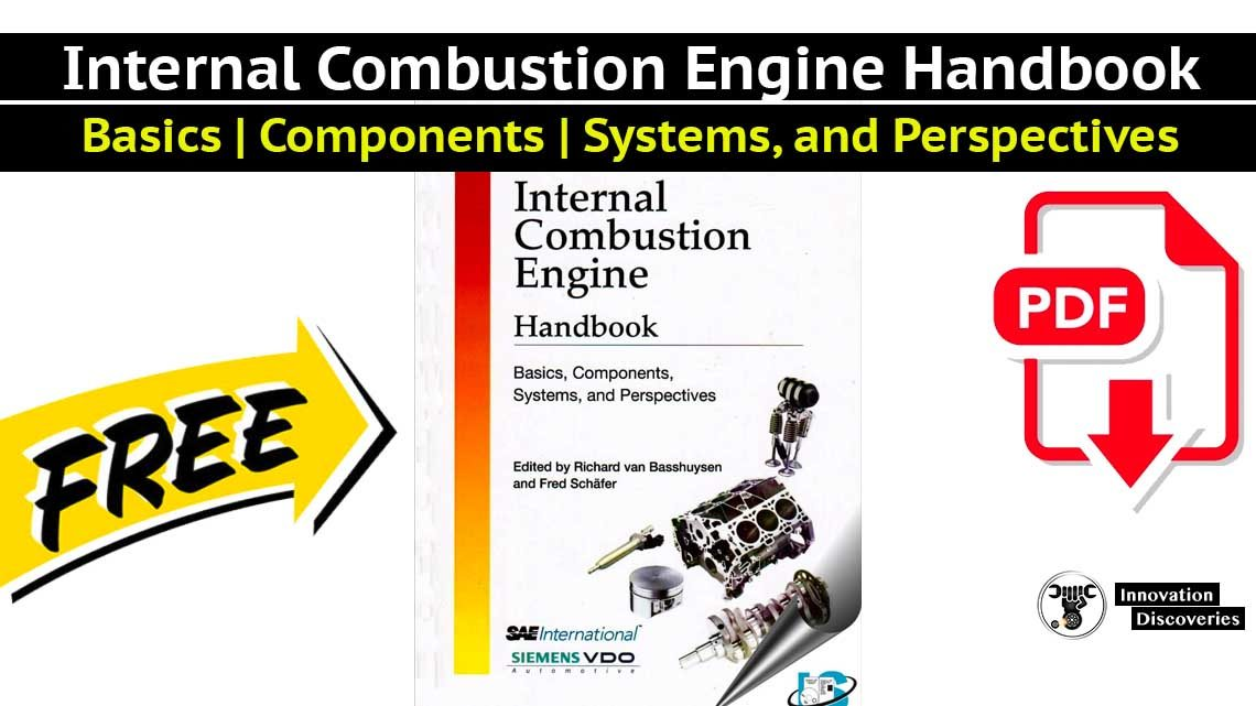 Internal Combustion Engine Handbook: Basics | Components | Systems, and Perspectives