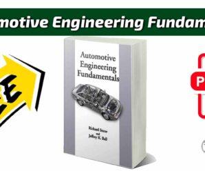 Automotive Engineering Fundamental