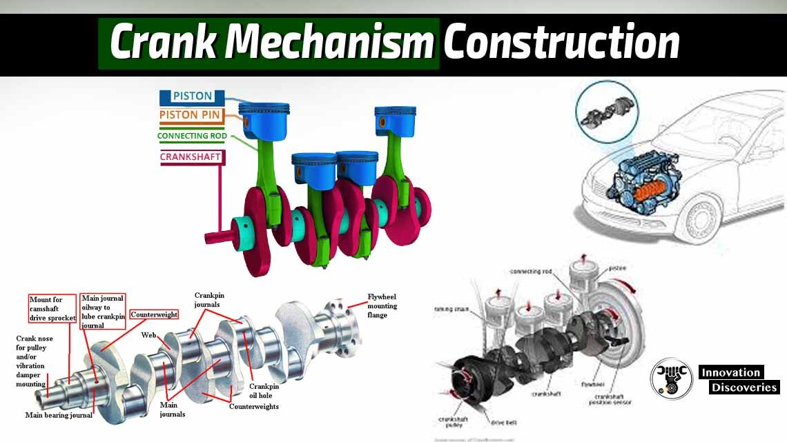 Crank Mechanism Construction