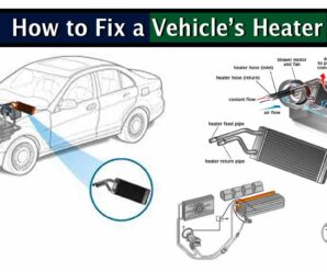How to Fix a Vehicle's Heater