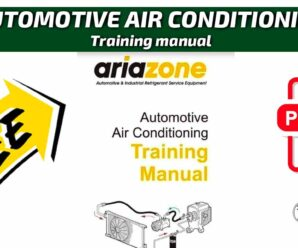 AUTOMOTIVE AIR CONDITIONING – Training manual