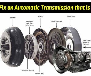 How to Fix an Automatic Transmission that is Slipping