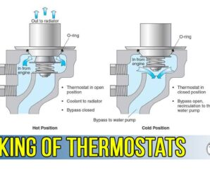 Working of Thermostats