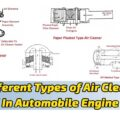 5 Different Types of Air Cleaners Used In Automobile Engine