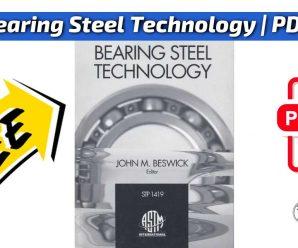Bearing Steel Technology | PDF