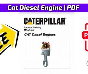 Cat Diesel Engine | PDF