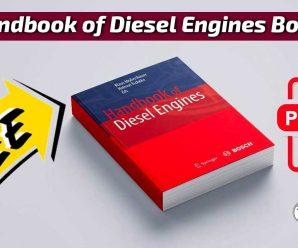 Handbook of Diesel Engines Book