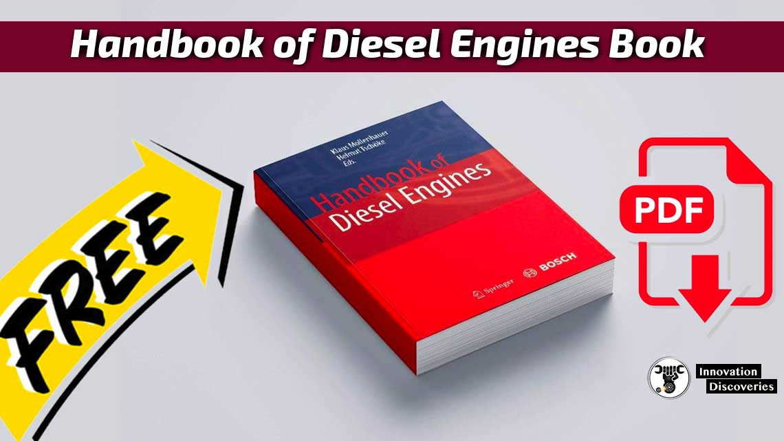 Handbook of Diesel Engines Book