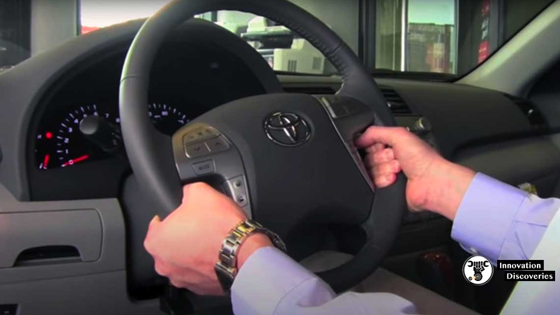 Loose Fitting Of The Steering Wheel