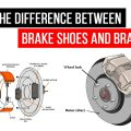 What's the difference between brake shoes and brake pads?